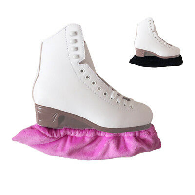 2 Pairs of Soft Terry Blade Guards / Covers for Ice Hockey Figure Skate