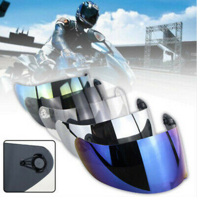 Motorcycle Motocross WindShield Helmet Lens Visor Full Face For AGV K3SV K5 K1
