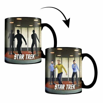 Star Trek Beam-Tasse mit Thermoeffekt Transporter
