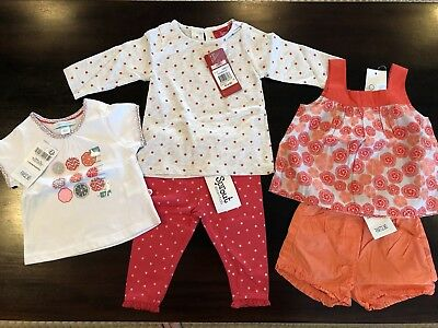 Baby Girl Clothes Size 000 All New With Tags