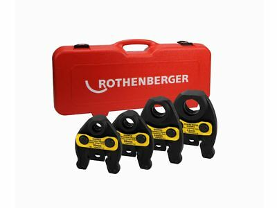 Rothenberger COMPACT DUOPEX JAW SET 16-32mm Storage Case *German Brand