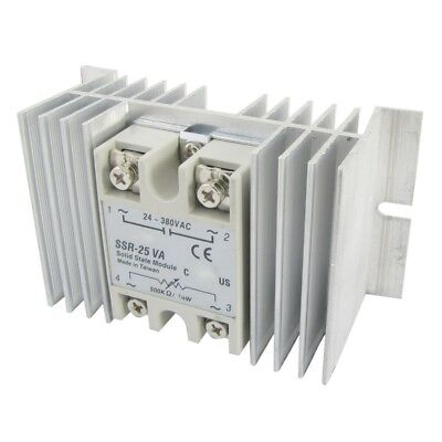 Rele de estado solido SSR Regulador de resistencia de tension 25A 24-380V A Y4Z7