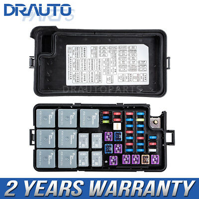 OEM Fuse Box Relay assembly For 2005-2016 Chevrolet Nubira 1.6 Buick Excelle HRV