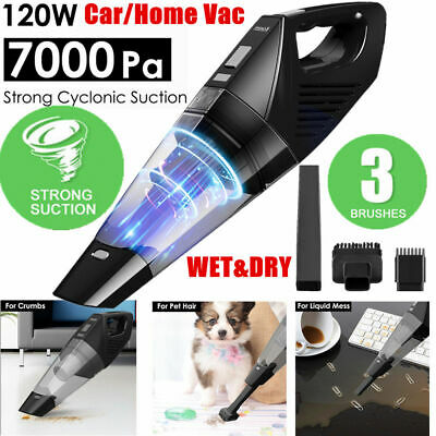 3 in1 Vacuum Cleaner 700W Hand Held Upright Stick Compact Bagless Hoover Vac