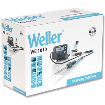 Weller WE1010 Digital Soldering Station - WE1 / WEP70 / PH70 T0053298399