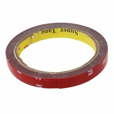 3M Strong Permanent Double Sided Super Sticky Foam Tape Roll For Vehicle Ca H4E9