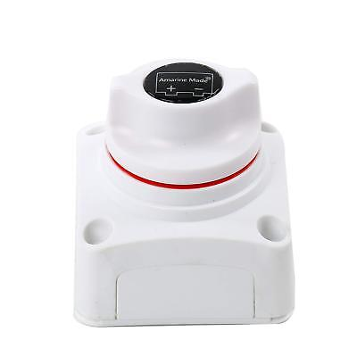 Battery Power Disconnect Switch Heavy Duty Battery Isolator Switch  Marine Boat