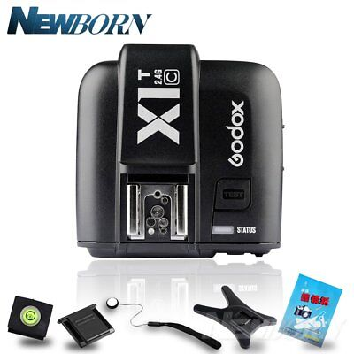 Godox X1C X1T-C 2.4 G E-TTL Wireless camera flash trigger Transmitter for Canon