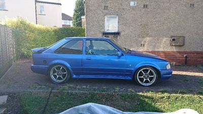 Ford Escort Mk4 - Project, Replica Not RS Turbo, Xr3i