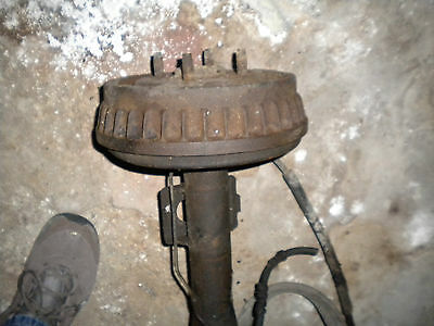 Ford Mustang II  1974-78 Hinterachse rear axle