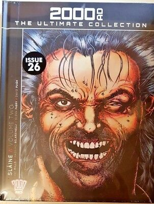 2000 AD The Ultimate Collection # 26 = SLAINE = VOLUME TWO