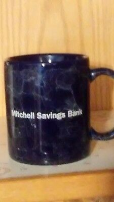 Mitchell Savings Bank Coffee Mug