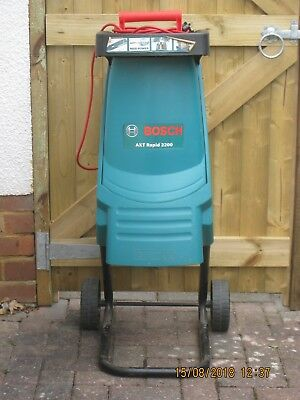 Bosch AXT Rapid 2200 Garden Shredder Max 40 mm Capacity 2200W 240V