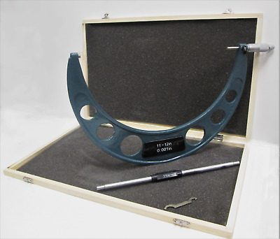 "11 - 12"" Outside Micrometer"