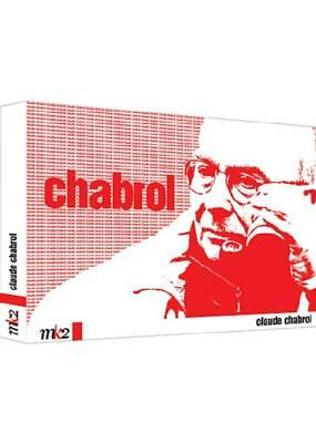 Claude Chabrol 5 films COFFRET DVD NEUF SOUS BLISTER