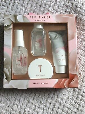 Ted Baker LONDON Bathing Blooms Toiletries Gift Set