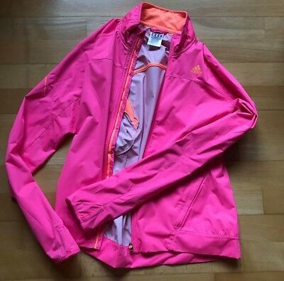 Adidas, Jacke, Sport, Outdoor, Damen, Größe 36, pink, orange