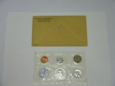 1963 Silver U.S. Proof Coins Set
