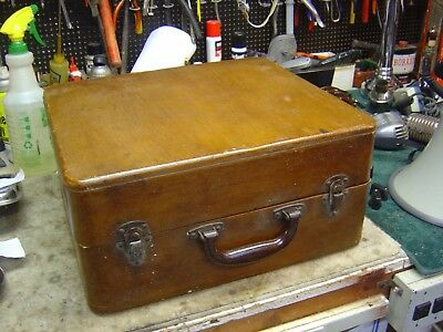 78 Electric Victrola Phonograph--Wood Case