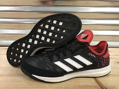Adidas Copa Tango 18.1 TF Turf Soccer Shoes Black Red White SZ ( CM7668 )