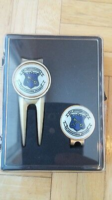 Rhode Island Brotherhood Of Correctional Officers Executive Golf Set-Brand New