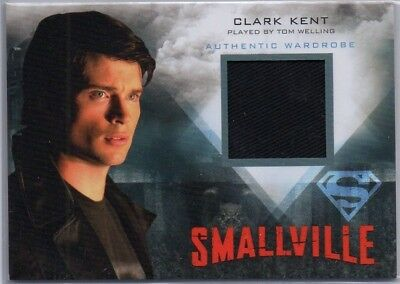Smallville Seasons 7-10 Clark Kent (Tom Welling) Costume Card M4 *Free S/H*