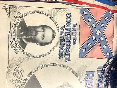 Confederate Vetrans 11th Annual reunion book Memphis Tennessee may 1901