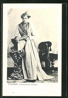 AK Trinidad, A Martiniquian Woman