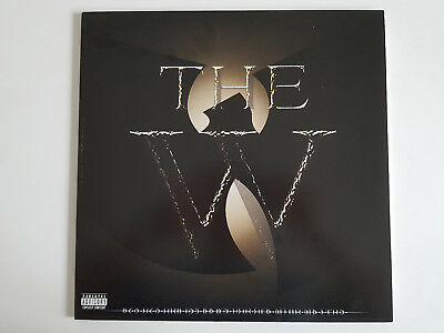 Wu-Tang Clan - The W (Hip-Hop - Vinyl - 2LP)