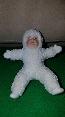 antique Early German Snowbaby