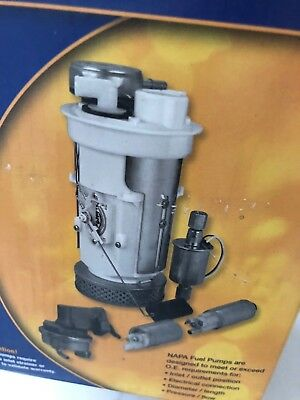 Napa Auto Carter P4602RV In-Line Electric Fuel Pump USA Made See Listing P4602