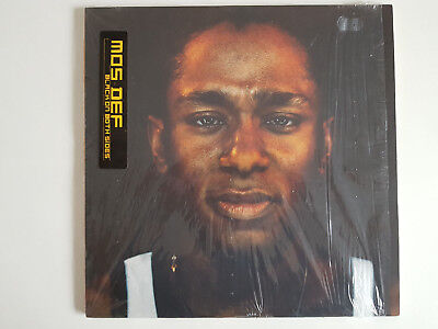 Mos Def - Black On Both Sides (Hip-Hop - Vinyl - 2LP)