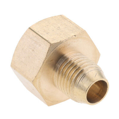 Pressure Washer Swivel Brass Hose Adapter Connector 22mm F to 14mm M