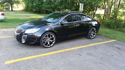 2012 Buick Regal GS 2012 Buick Regal gs turbo 6 speed