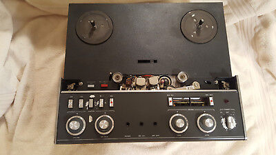 revox a77 reel-reel. A few parts were removed to repair another A77 I have.