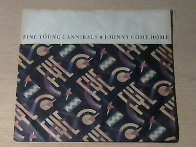 "7"" FINE YOUNG CANNIBALS * Johnny Come Home (MINT-)"