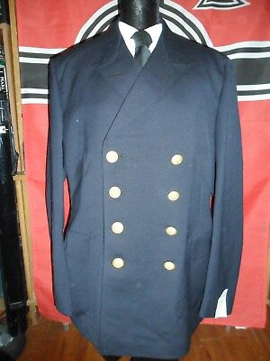 Swedish Navy Tunic Close To German Wwii Officer Reefer Tunic