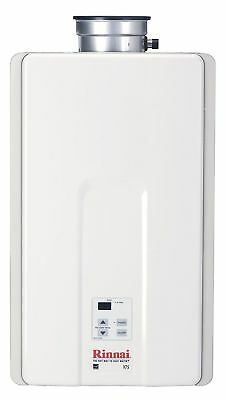 Rinnai V75IN Indoor Tankless Natural Gas Water Heater 7.5 GPM