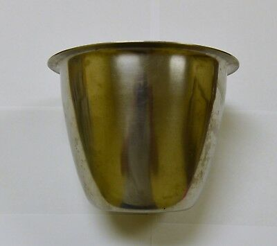 Vintage American Airlines Ice Bucket, Made By Legion Utensils