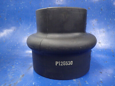"""Diam: 102mm//4/"""" to 114mm//4.5/"""" Donaldson Rubber Hump Reducer P540256"""