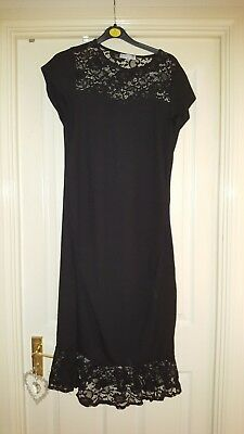 ASOS Bluebelle Maternity Occasion Dress Size 16/ 18