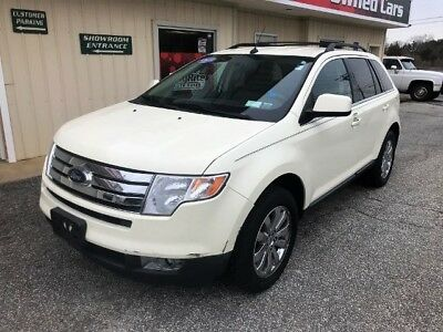 2008 Ford Edge Limited Sport Utility 4D 2008  Ford  Edge  V6, 3.5 Liter  Automatic, 6-Spd w/Overdrive  runs great