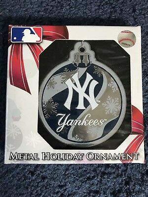 New York Yankees Christmas Tree Ornament