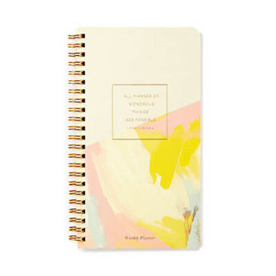 Compendium - Weekly Planner - Undated - Wondrous Things are Possible