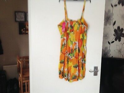"""Wow""""amazing Floral Summer Play Suit Brnd New With Tags"""