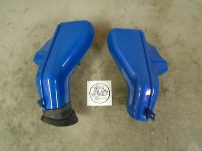 1999 Suzuki Gsx-R 600 Air Intake Routers (Pair)