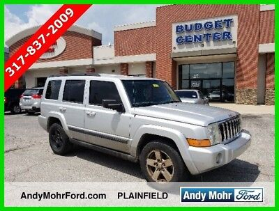 Jeep Commander Sport 2007 Sport No Reserve Used 3.7L V6 12V Automatic 4WD SUV