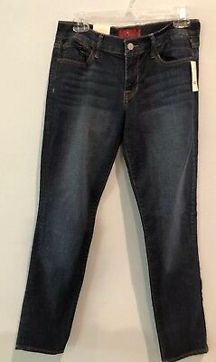 Women's Juniors Lucky Brand Sweet'n Straight Jeans Sz 6 28 X 32 Regular