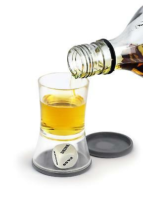 Loaded Dice Shot Glass Drinking Game By Barbuzzo Party Game Drinking Great Gift
