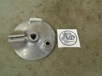 1980 Yamaha Sr250G Rear Brake Plate